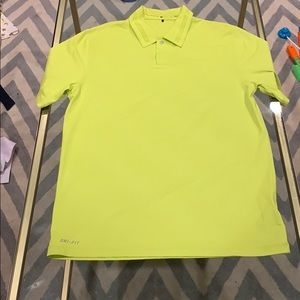 Tiger Woods Collection Nike drift golf polo